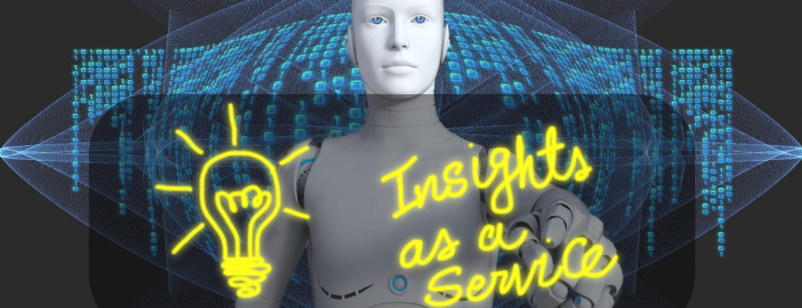 AI generated Insights-as-a-Service